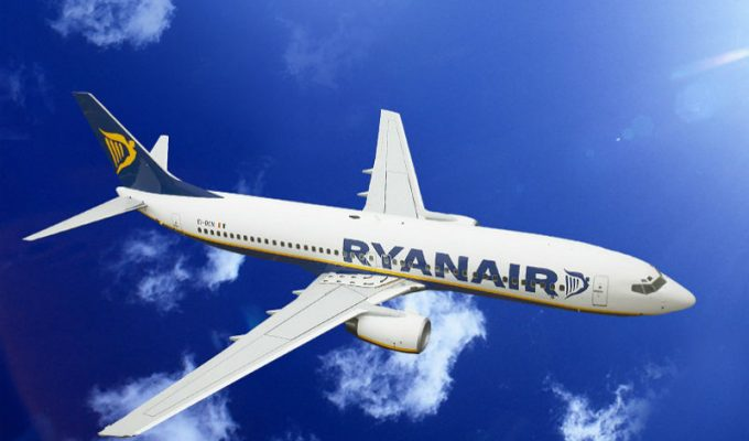 Ryanair προσφορά - φθηνές πτήσεις