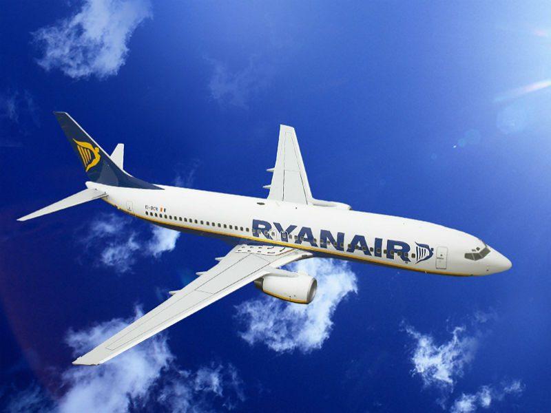 Ryanair προσφορά - δρομολόγια