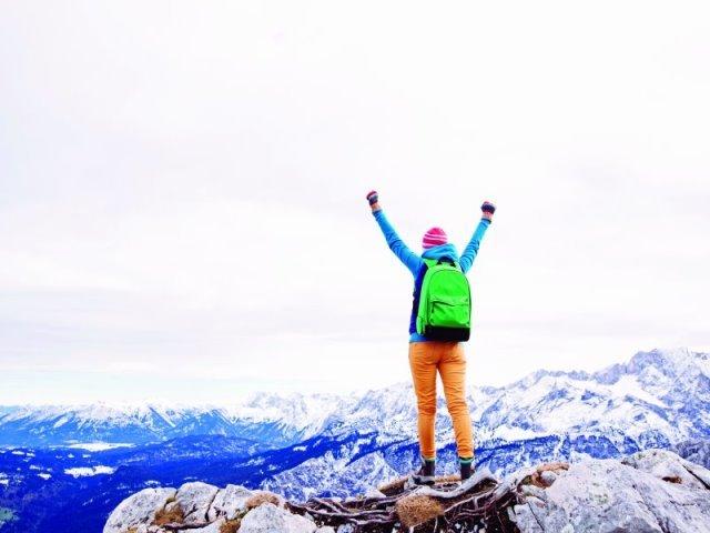 ορειβασία αναρρίχηση