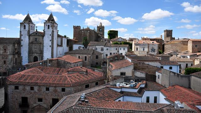 Caceres, Ισπανία