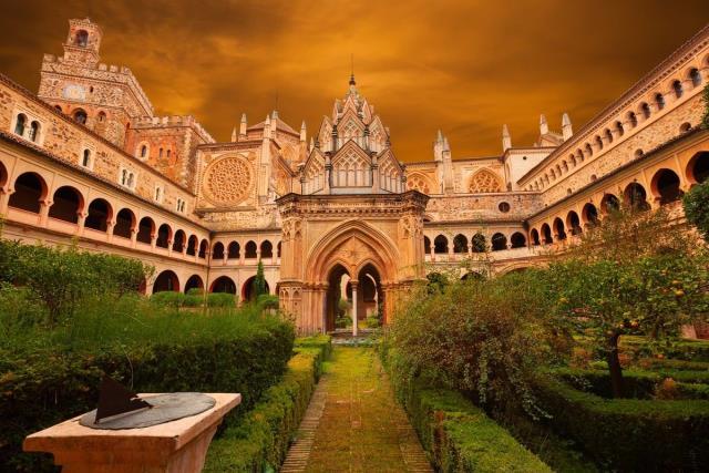 Guadalupe, Ισπανία - Μοναστήρι