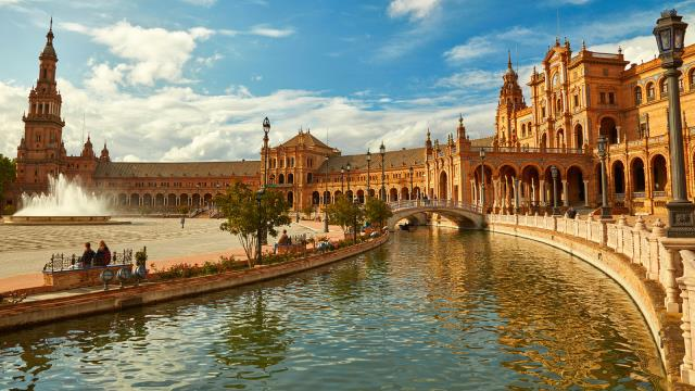 Spain Square (Plaza de Espana), Σεβίλλη