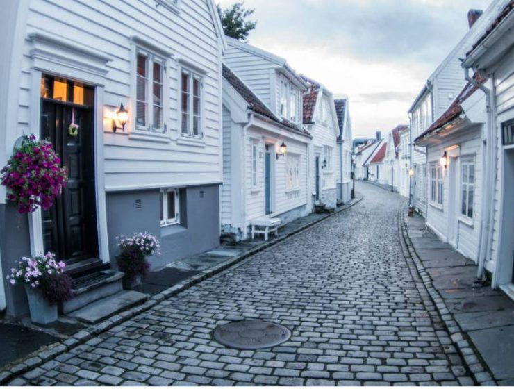 Σταβάνγκερ, Νορβηγία