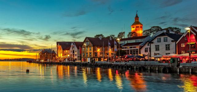 Πόλη Stavanger, Νορβηγία