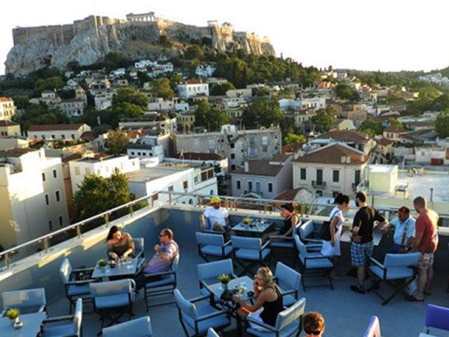 Thea Terrace Bar Αθήνα