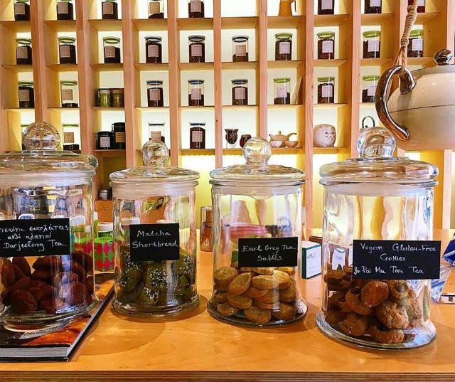Κολωνάκι: Ένα μοναδικό teahouse για τους λάτρεις του τσαγιού