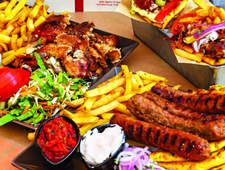 Οι top 5 επιλογές για φαγητό στο Χαλάνδρι