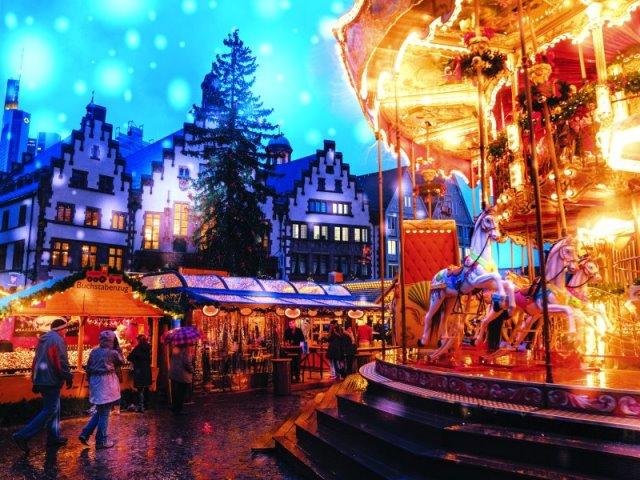 Η Βιέννη τα Χριστούγεννα μοιάζει να ξεπήδησε από τις σελίδες παραμυθιού!