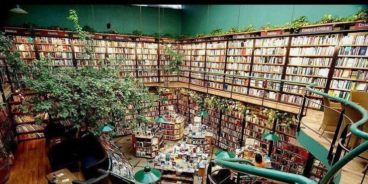 Μοναδικά βιβλιοπωλεία σε όλο τον κόσμο: Δεν θα χορταίνετε αυτές τις φωτογραφίες!