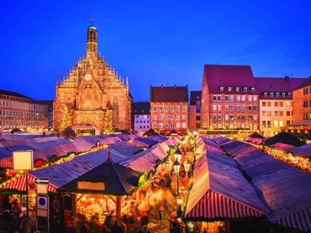 Ήρθαν τα Χριστούγεννα! Αυτές είναι οι ομορφότερες χριστουγεννιάτικες αγορές στην Ευρώπη