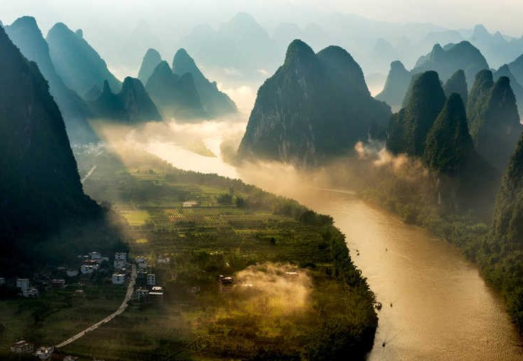 Κίνα: Τα πιο απίστευτα βουνά που θα δείτε ποτέ! (video)