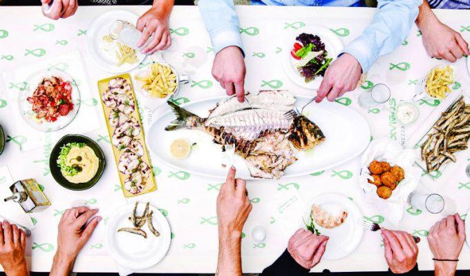 Εστιατόρια για ψάρι στη Θεσσαλονίκη
