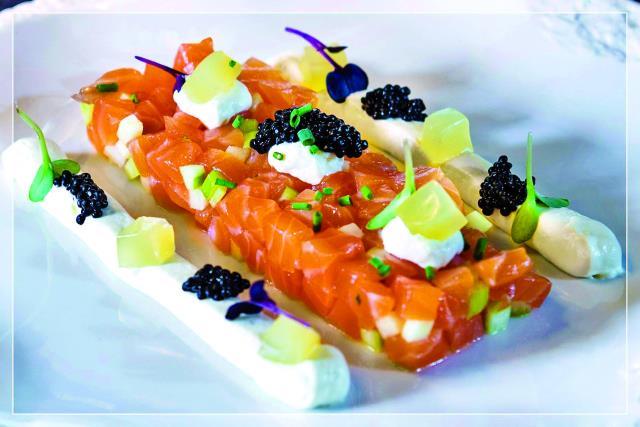 7 Θάλασσες - εστιατόριο με ψάρι Θεσσαλονίκη