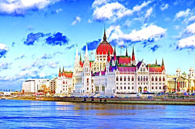 Κτίριο του Ουγγρικού Κοινοβουλίου