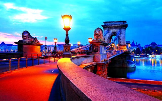 Γέφυρα των Αλυσίδων, Βουδαπέστη