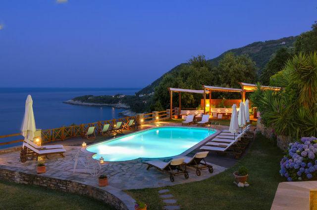 Agapitos Villas & Guesthouses, Πήλιο