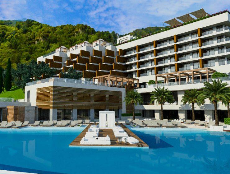 Angsana Corfu - νέο πολυτελές ξενοδοχείο στην Κέρκυρα