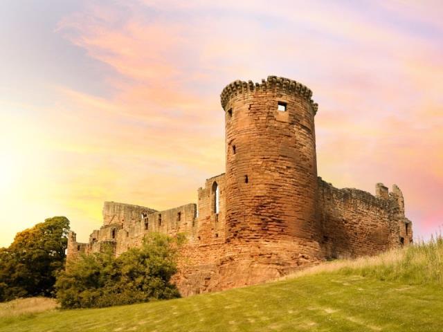 Bothwell Castle, Σκωτία