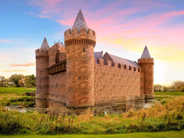 Δείτε πως ήταν 6 κάστρα του Ηνωμένου Βασιλείου πριν εγκαταλειφθούν!