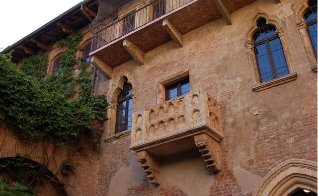 Βερόνα: Ξενάγηση για ερωτευμένους στο Σπίτι της Ιουλιέτας