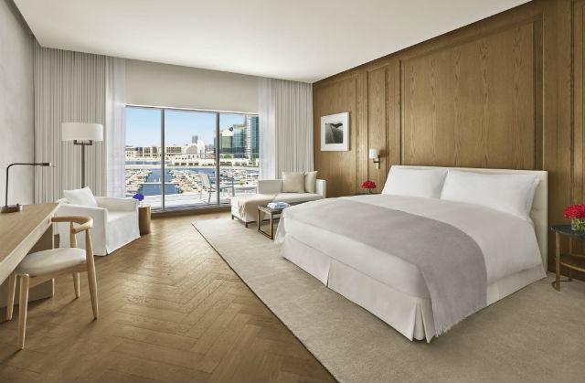 Abu Dhabi Edition - Deluxe Marina King δωμάτιο