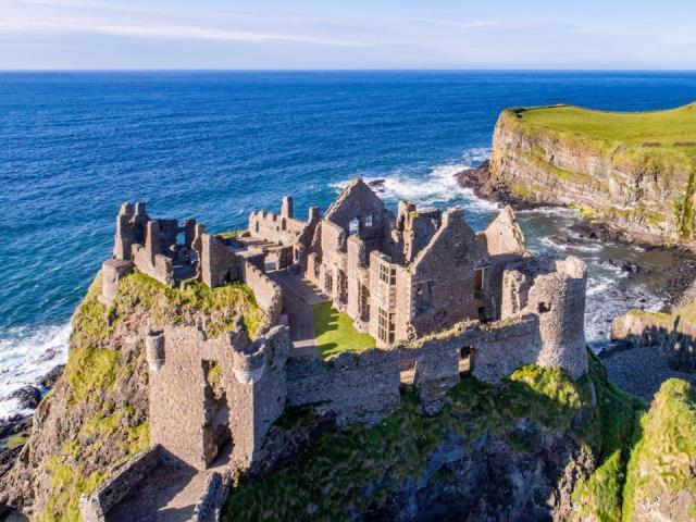 Dunluce Castle, Βόρεια Ιρλανδία