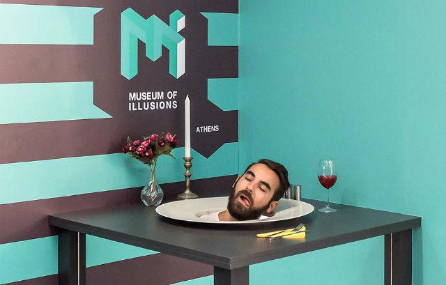 Ένα ιδιαίτερο μουσείο στην Αθήνα που μονοπωλεί το ενδιαφέρον όλων!
