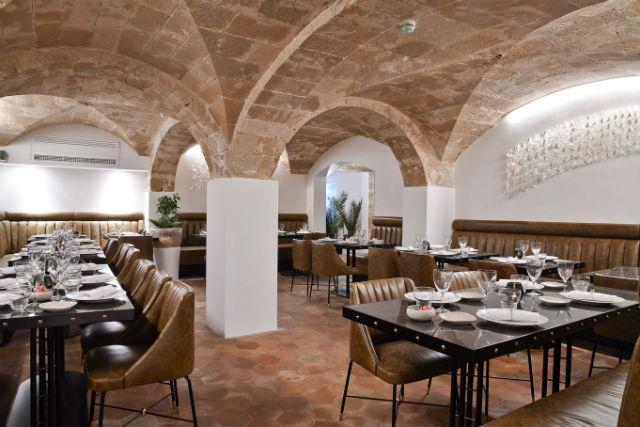 Palacio Can Marques, Μαγιόρκα - εστιατόριο