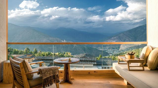 Six Senses Bhutan hotel