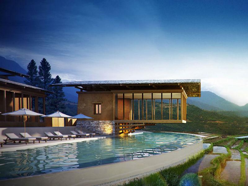 3 νέα εντυπωσιακά ξενοδοχεία στον κόσμο που θα θέλετε να μείνετε το 2019!