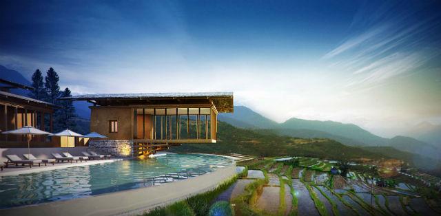 Six Senses Bhutan ξενοδοχείο
