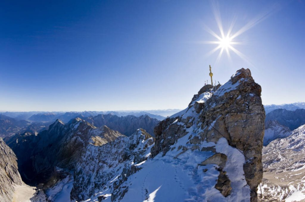 Αυτό είναι το ωραιότερο χιονοδρομικό της Γερμανίας!