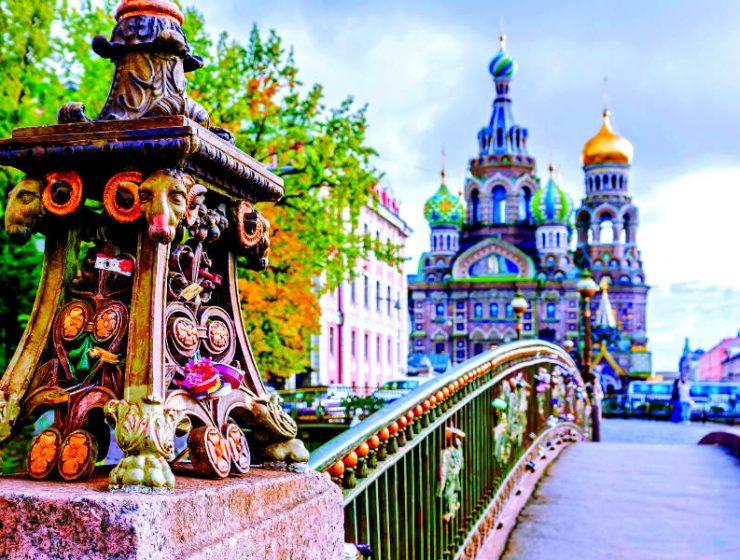Αγία Πετρούπολη (Saint Petersburg) Ρωσία