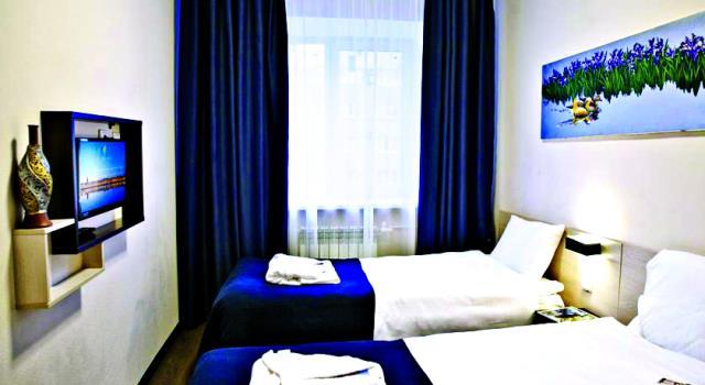 Hotel Moskva, ξενοδοχείο Αγία Πετρούπολη