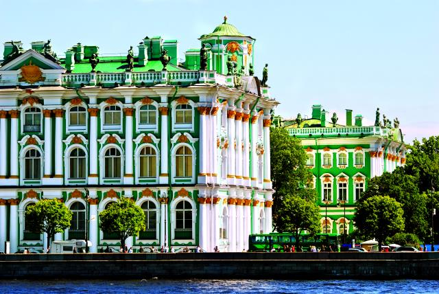 Ερμιτάζ, Αγία Πετρούπολη