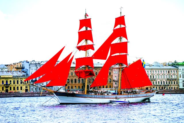 σκάφος Αγία Πετρούπολη