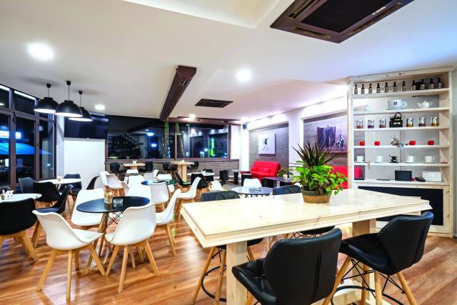 Βlock Cafe Λιβαδειά