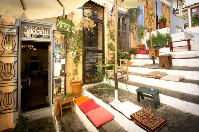 Αναφιώτικα, Αθήνα