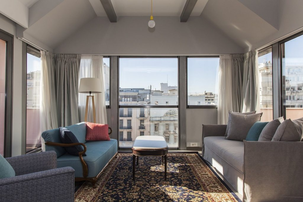 caravan hotel Θεσσαλονίκη