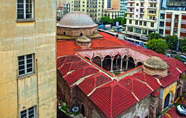 Χαµζά Μπέη Τζαµί, Θεσσαλονίκη
