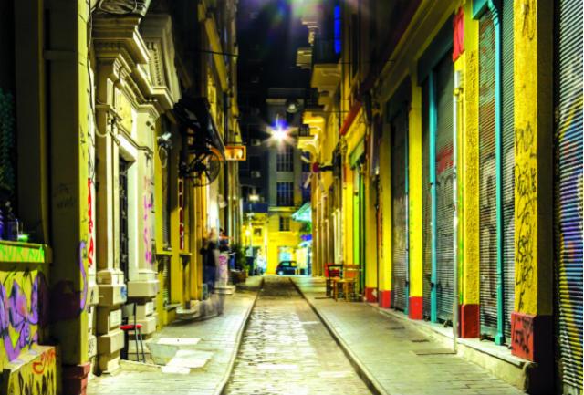 Πλατεία Χρηματιστηρίου Θεσσαλονίκη