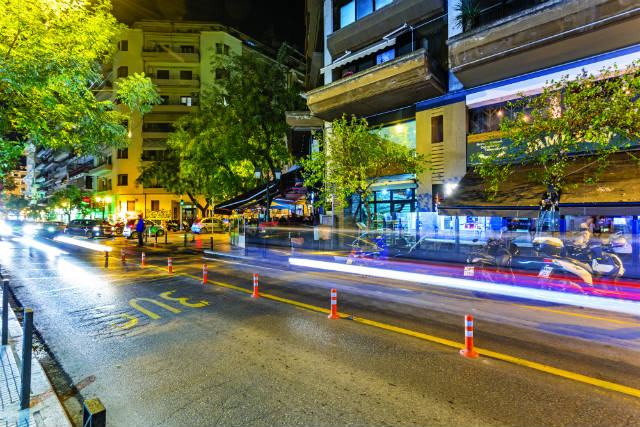 Στους δρόμους της Θεσσαλονίκης