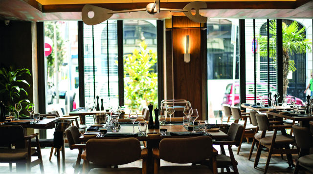 Grada Nuevo - εστιατόριο με ψάρι Θεσσαλονίκη