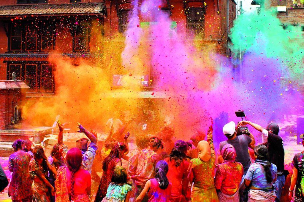 Γιορτή των Χρωμάτων