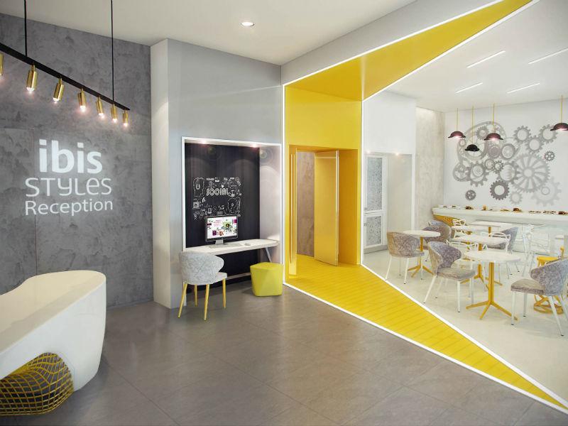 Έρχεται το πρώτο ξενοδοχείο Ibis Styles στην Αθήνα!