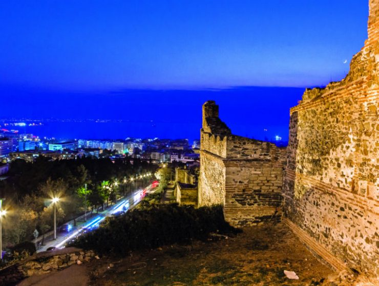 Κάστρα: Κάνουμε βόλτα στην πιο γοητευτική συνοικία της Θεσσαλονίκης