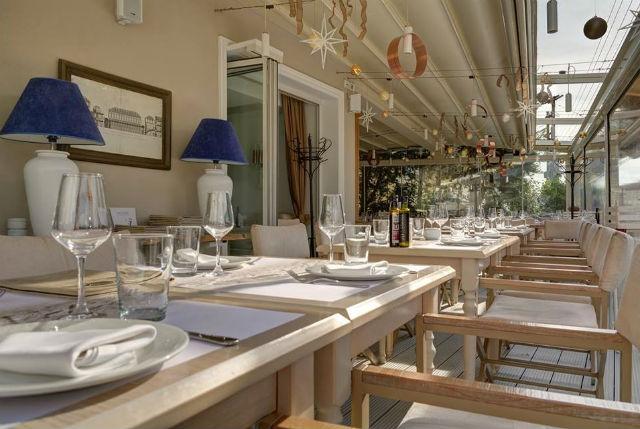 Kritikos Gallery & Restaurants - εστιατόριο με ψάρι Θεσσαλονίκη