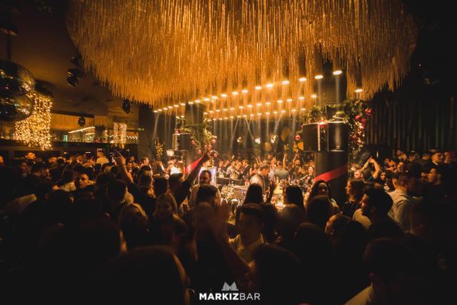 Markiz Bar Club Θεσσαλονίκη