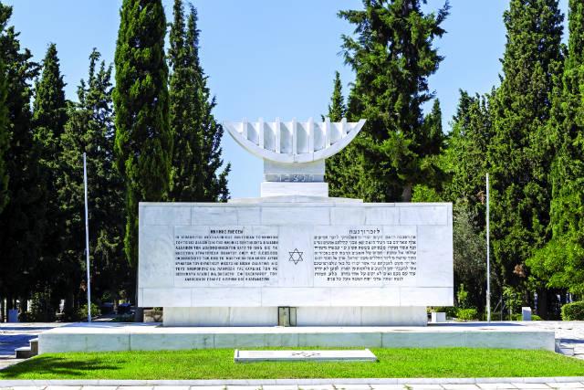 """Η Θεσσαλονίκη """"κρύβει"""" ένα μικρό Ισραήλ!"""