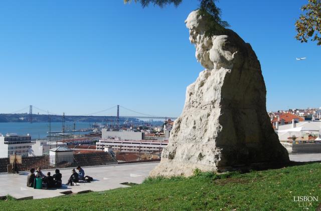Miradouros Λισαβόνα